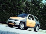 Fioravanti Fiat Nyce Concept 1996 images