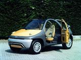 Fioravanti Fiat Nyce Concept 1996 pictures