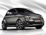 Fiat 500 GQ Concept 2013 photos