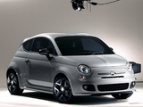 Images of Fiat 500 Coupe Zagato Concept 2011