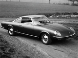 Pictures of Fiat 2300 S Coupe Speciale 1964