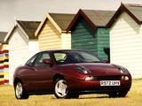 Photos of Coupé Fiat UK-spec 1995–2000