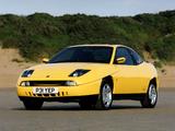 Pictures of Coupé Fiat UK-spec 1995–2000