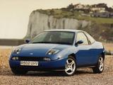 Coupé Fiat UK-spec 1995–2000 wallpapers