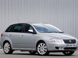 Fiat Croma UK-spec (194) 2005–2007 images