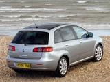 Fiat Croma UK-spec (194) 2005–07 pictures