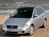 Images of Fiat Croma UK-spec (194) 2005–07