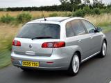 Photos of Fiat Croma UK-spec (194) 2005–2007