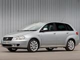Pictures of Fiat Croma UK-spec (194) 2005–07
