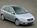 Pictures of Fiat Croma UK-spec (194) 2005–2007