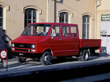 Fiat Daily Crew Cab 1978–83 wallpapers