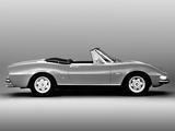 Fiat Dino Spider 2400 1969–72 photos