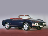 Fiat Dino Spider 2400 1969–72 wallpapers