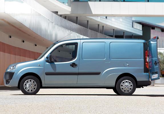 Fiat Dobl Cargo Maxi 223 200509 Pictures