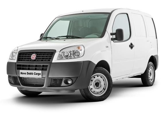 Fiat Doblo Cargo Br Spec 223 2009 Images
