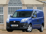 Fiat Doblò Cargo UK-spec (263) 2010 images