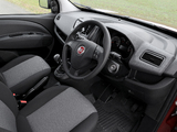 Fiat Doblò UK-spec (263) 2010 images