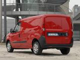 Fiat Doblò Cargo Maxi (263) 2010 pictures