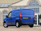 Fiat Doblò Cargo UK-spec (263) 2010 pictures