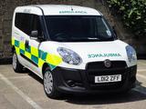 Fiat Doblò Combi Ambulance UK-spec (263) 2010 pictures