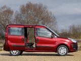 Fiat Doblò UK-spec (263) 2010 pictures