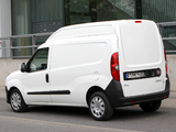 Fiat Doblò Cargo XL (263) 2012 pictures