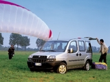 Images of Fiat Doblò Panorama (223) 2000–05