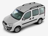 Images of Fiat Doblò BR-spec (223) 2009