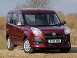 Images of Fiat Doblò UK-spec (263) 2010