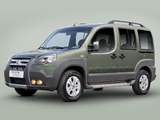 Images of Fiat Doblò Adventure Xingu (223) 2012
