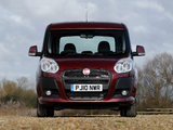 Photos of Fiat Doblò UK-spec (263) 2010