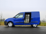 Photos of Fiat Doblò Cargo UK-spec (263) 2010