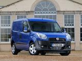 Pictures of Fiat Doblò Cargo UK-spec (263) 2010