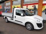 Pictures of Fiat Doblò Work Up UK-spec (263) 2011