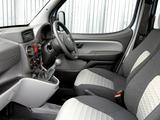 Fiat Doblò Panorama UK-spec (223) 2005–09 wallpapers