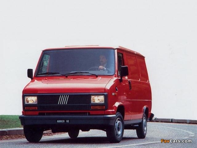 Fiat Ducato Van 1981–89 photos (640 x 480)
