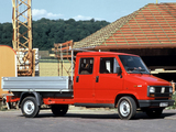 Fiat Ducato Dual Cabine Pickup 1981–89 photos