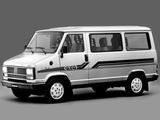 Fiat Ducato Supercombi 4x4 1981–89 photos