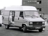 Fiat Ducato High Roof Van 1981–89 pictures