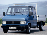 Fiat Ducato Dual Cabine Pickup 1989–94 images