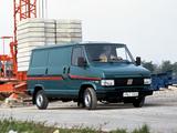 Fiat Ducato Van 4x4 1989–94 pictures