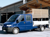 Fiat Ducato Dual Cabine Pickup 1994–2002 images
