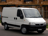Fiat Ducato Van SWB AU-spec 2002–06 photos