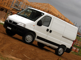 Fiat Ducato Van SWB AU-spec 2002–06 wallpapers