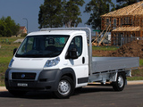 Fiat Ducato Pickup AU-spec 2006 images
