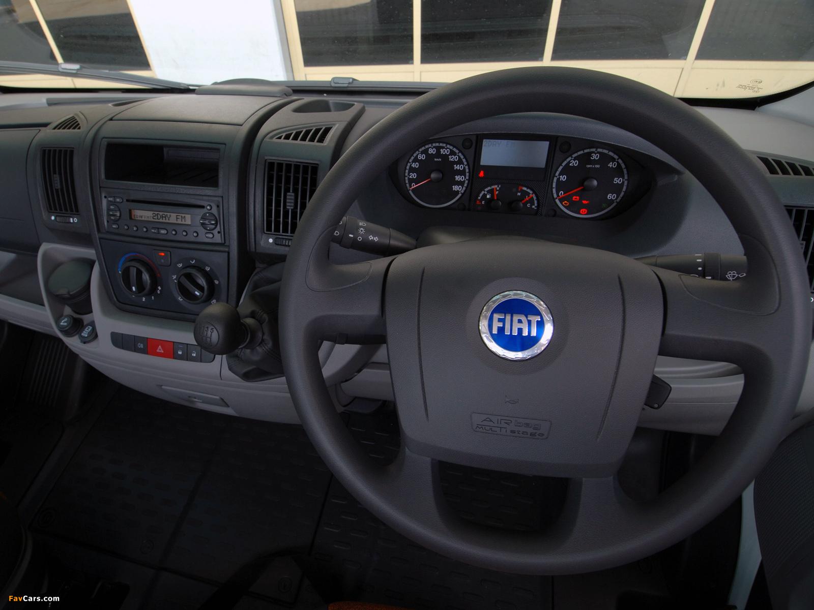 Fiat Ducato Pickup AU-spec 2006 images (1600 x 1200)