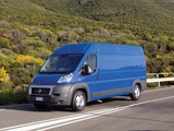 Fiat Ducato Van LWB 2006 photos