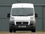 Fiat Ducato Van UK-spec 2006 photos
