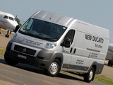 Fiat Ducato Van LWB AU-spec 2006 photos