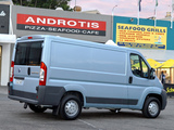 Fiat Ducato Van SWB AU-spec 2006 photos